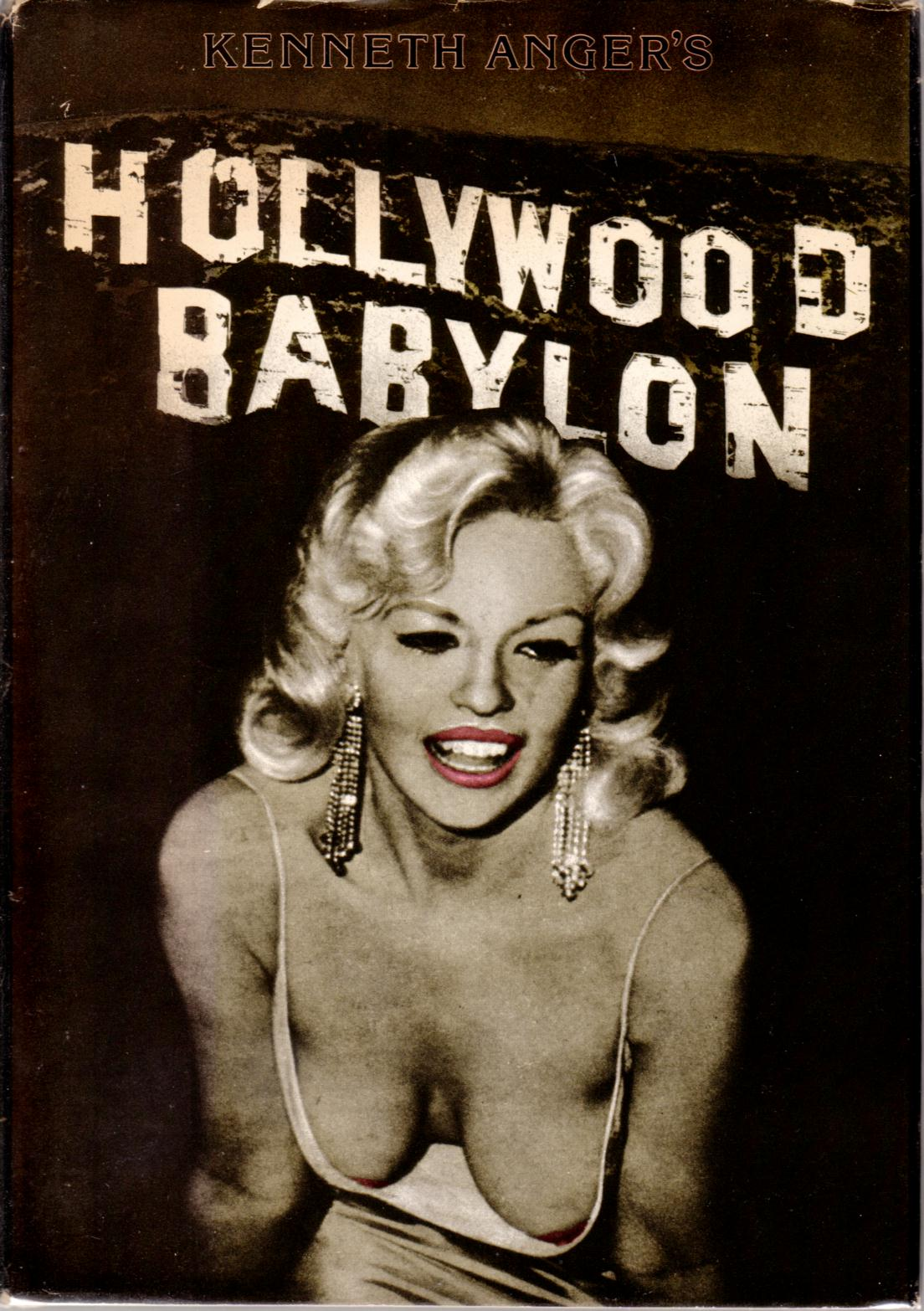 Thelma todd hollywood babylon covergirl for How old was jayne mansfield when she died