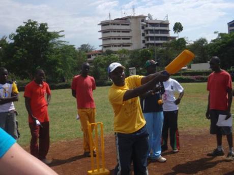 Nyanza Cricket