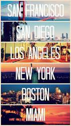 每个城市都有着不同的故事