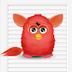 Segundo Furby rojo gratis