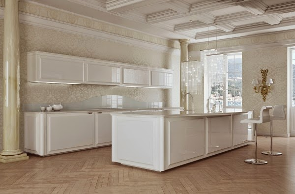 cool modern minimalist kitchen designs and ideas