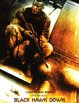 Poster Of Black Hawk Down (2001) In Hindi English Dual Audio 300MB Compressed Small Size Pc Movie Free Download Only At worldfree4u.com
