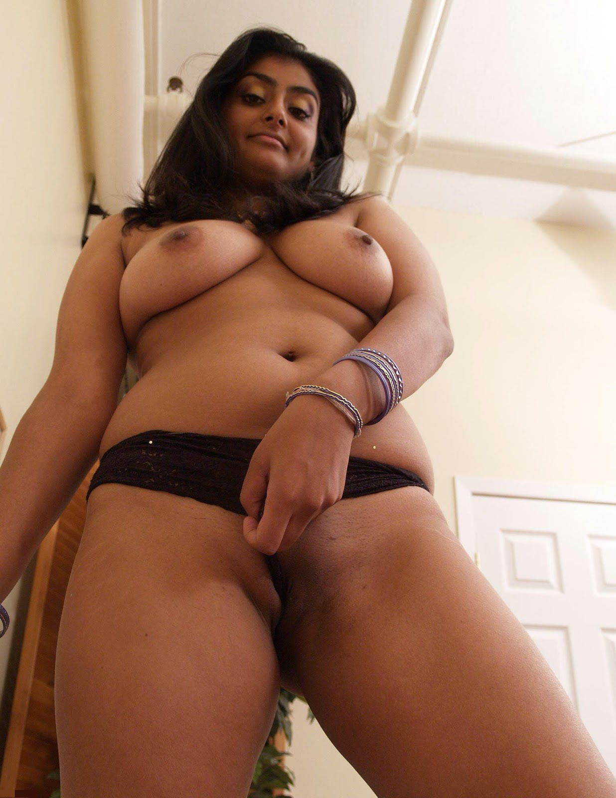 big tits ethnic + gang bang