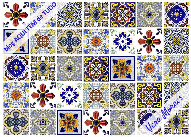 Blog vera moraes decora o adesivos azulejos for Azulejos on line