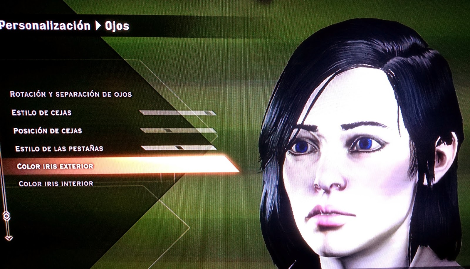 demo dragon age inquisition ojos