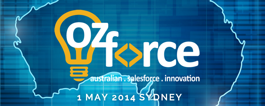 OzForce - Sydney, May 1st, 2014.