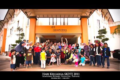 Hari Keluarga Desa Temu Jodoh 2011
