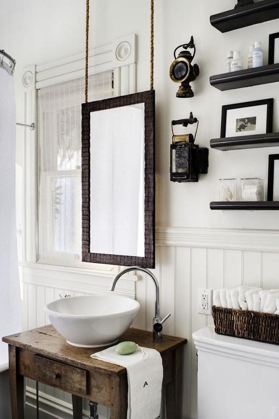 Quiero dar a mi mueble de ba o un toque original etxekodeco - Quiero reformar mi bano ...