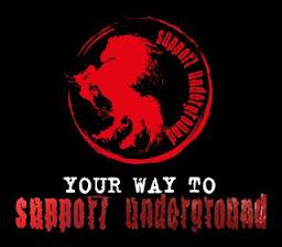 SUPPORT UNDERGROUND