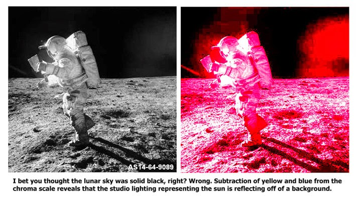 Proof Stanley Kubrick Filmed Fake Moon Footage