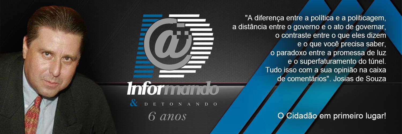 INFORMANDO E DETONANDO