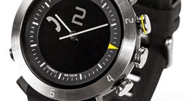 Đồng hồ thông minh hoạt động cả năm chỉ với một lần sạc