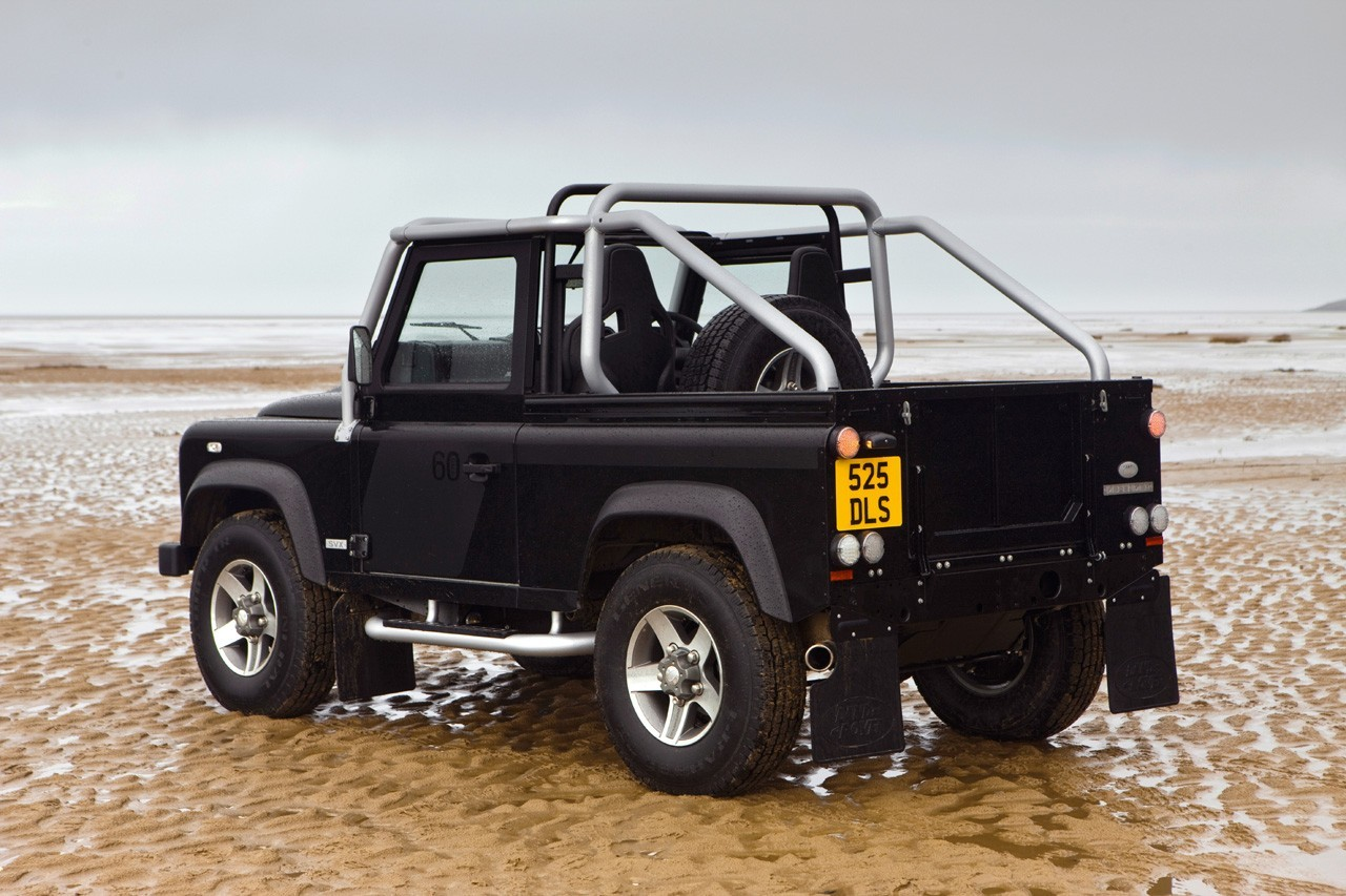 Electric Land Rover Defender - RUSH TO THE JUNGLE ~ automotive|car ...