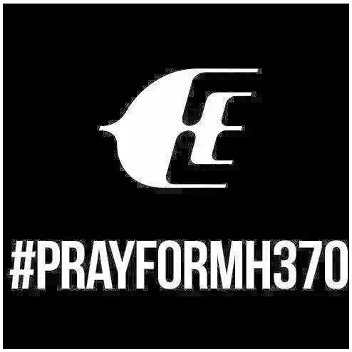 Dont Give Up PRAYFORMH370