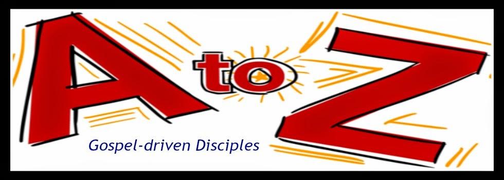*Gospel-driven Disciples