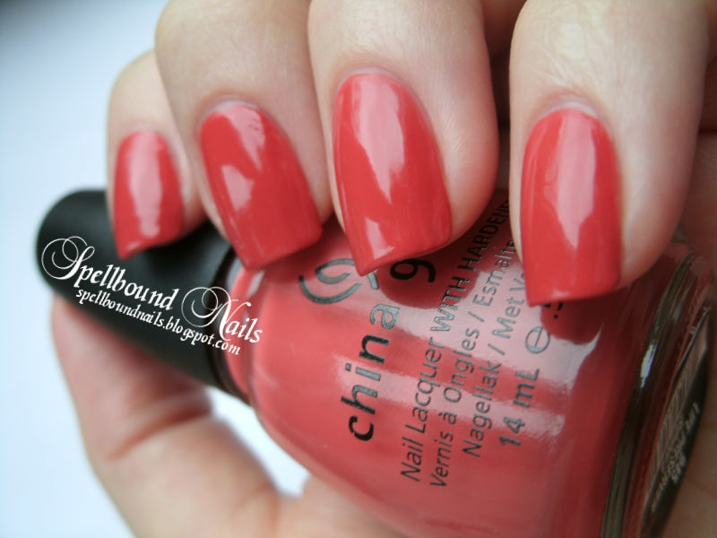 China Glaze Cracked Concrete Life Preserver