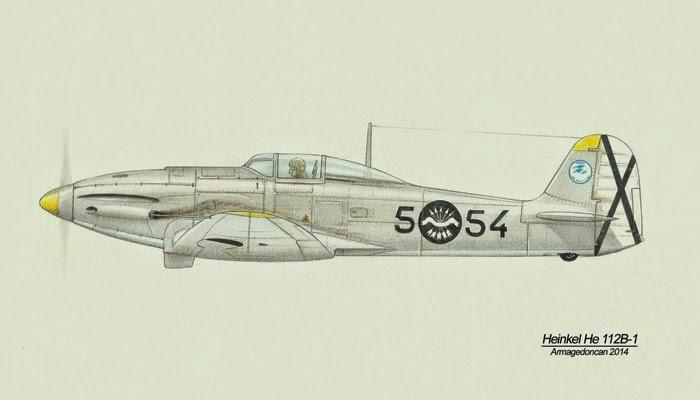 Los dibujos de Armagedoncan - Page 2 Armagedoncan-He-112B-1