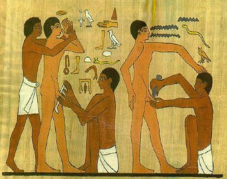 Circumcision in Ancient Egypt