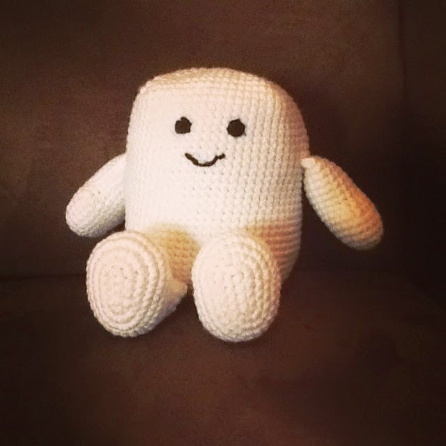 Crochet Adipose Plush Toy