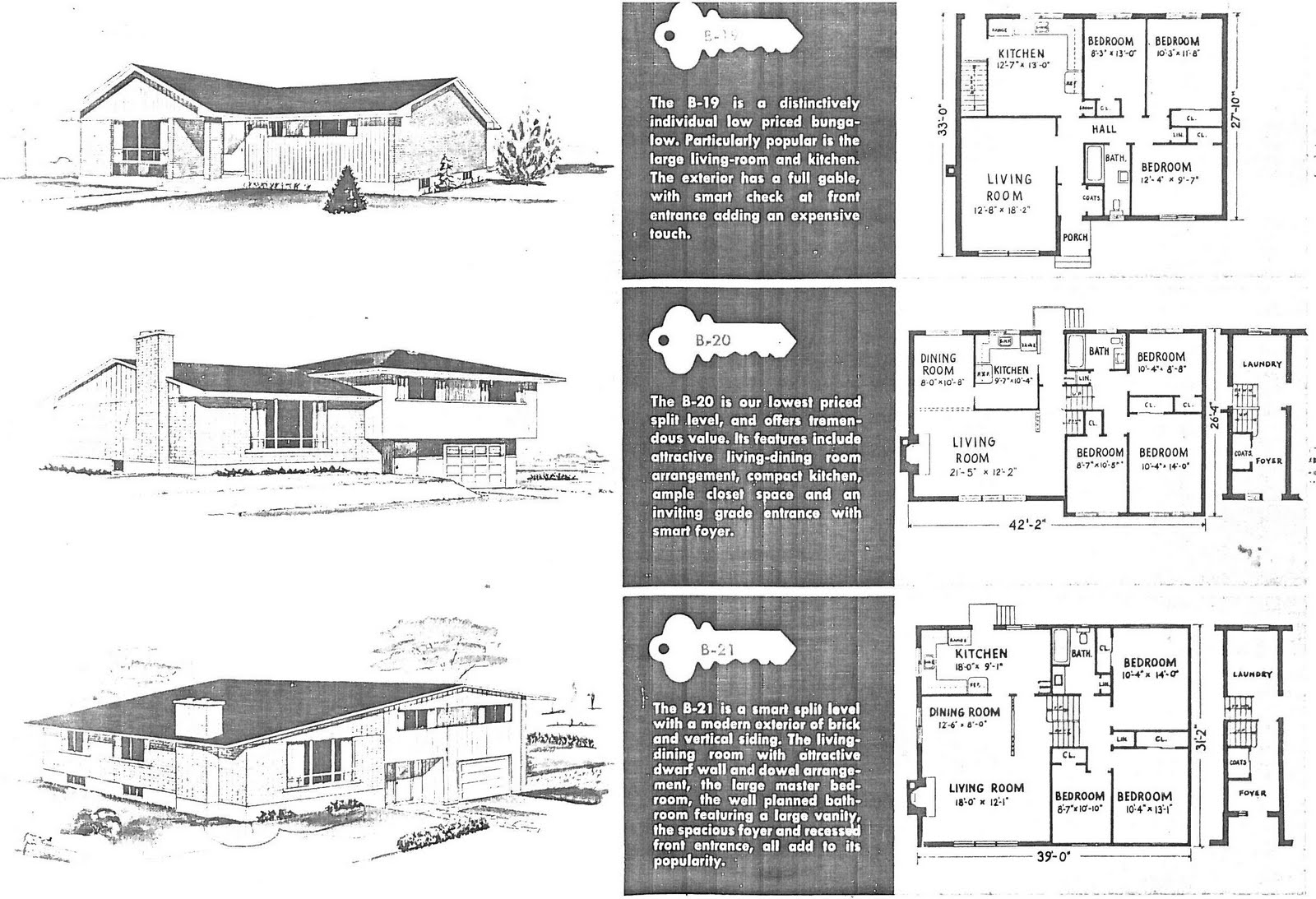 Mid century modern and 1970s era ottawa campeau in the for Modern house design ottawa