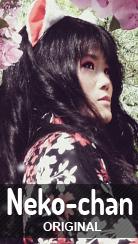 Cosplay Neko-chan - Original por Kessy
