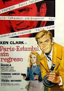 París-Estambul Sin Regreso (1965) Sergio Grieco (como Terence Hathaway)