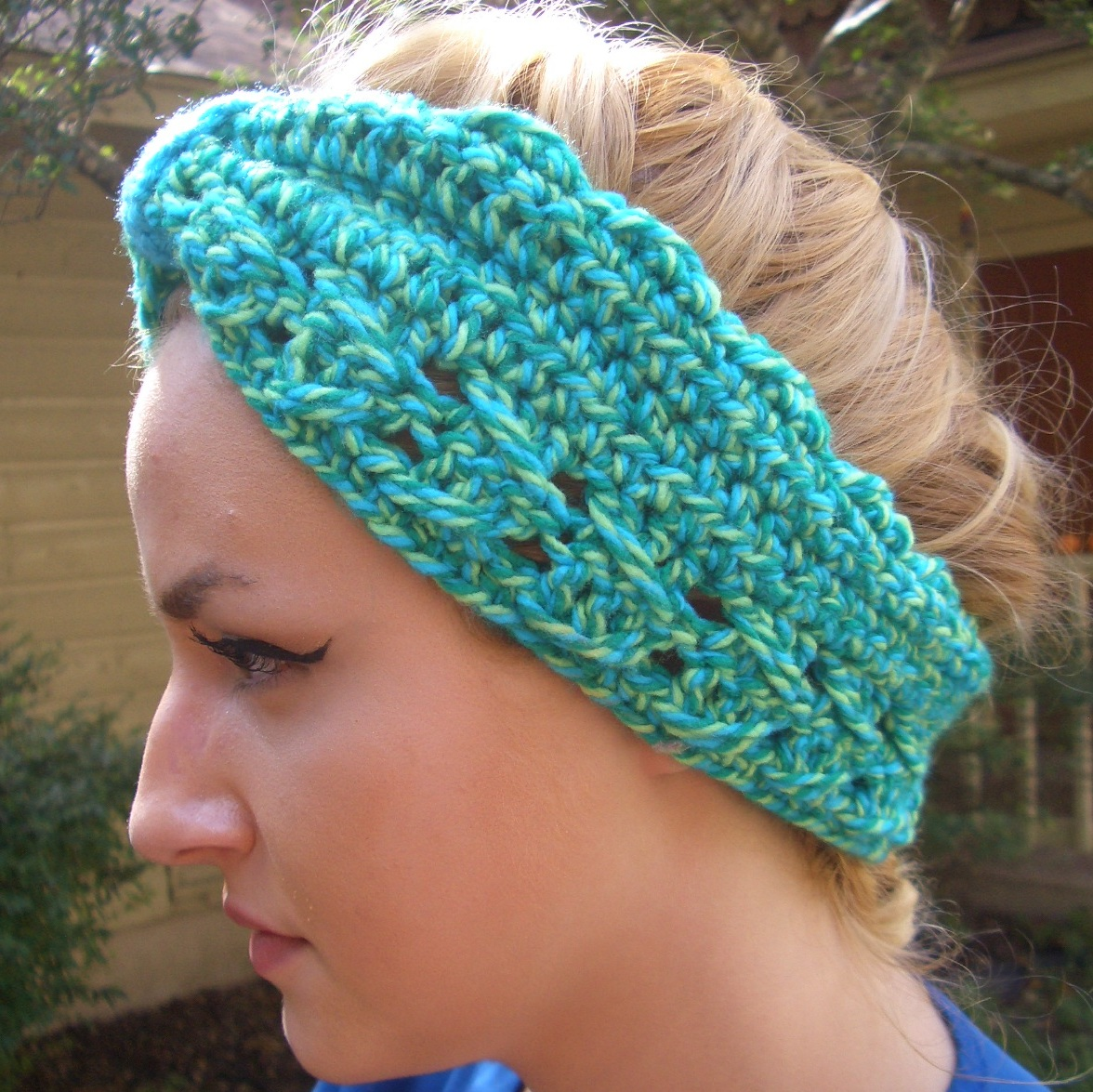 Crochet Parfait: Turbanesque Headband