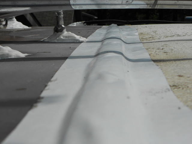 Self Leveling Roof Coating : Roof coating irv forums