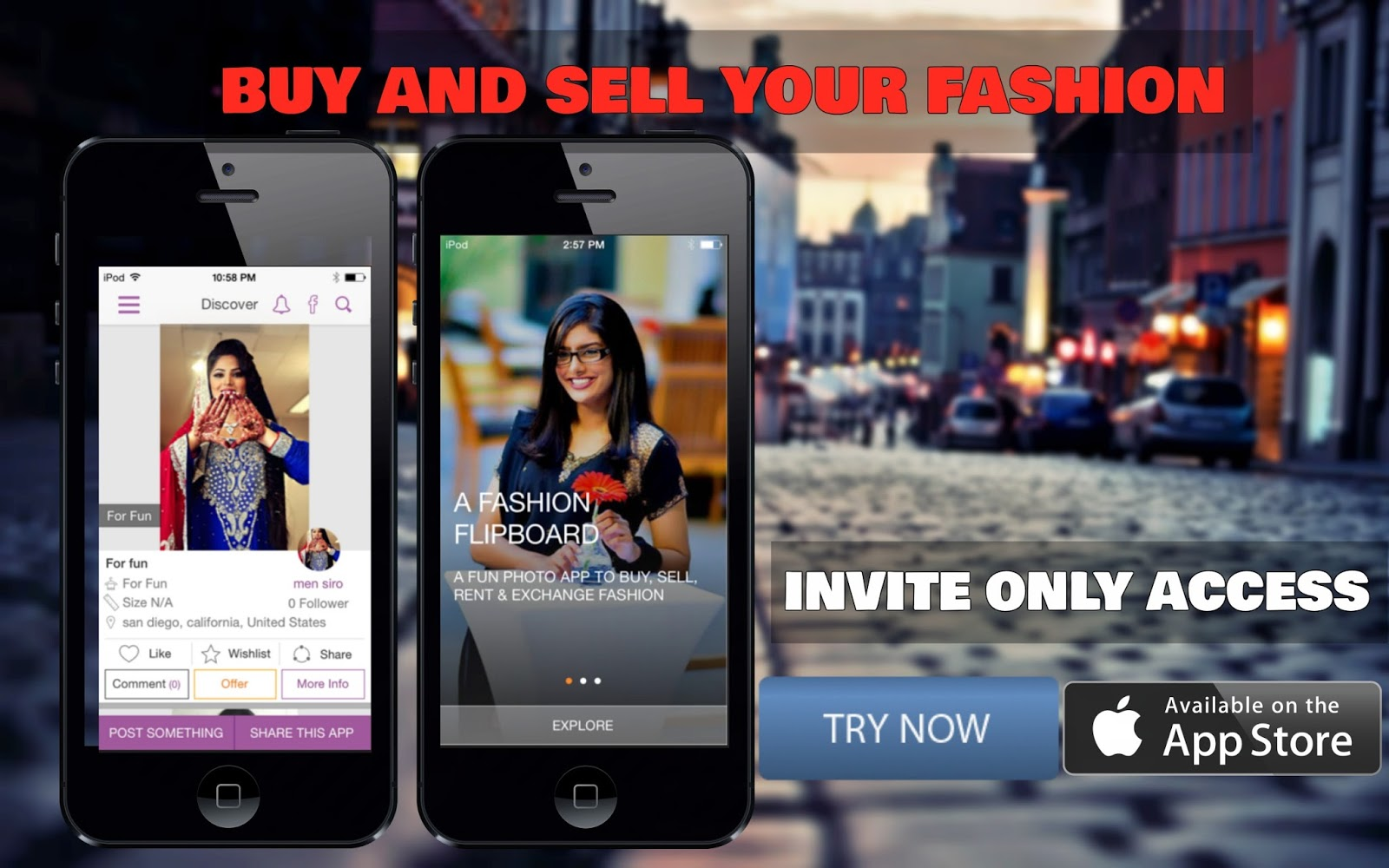 Ethnic thread app, fashion app to buy and seel ethnic clothing, indian attire new and old, ethnic clothing online
