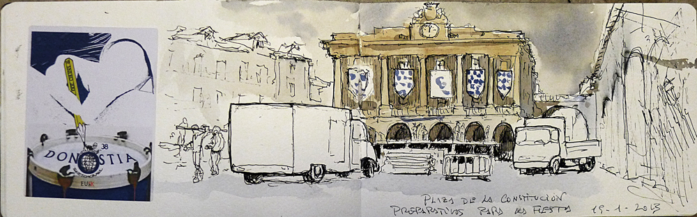 Urban Sketchers Spain. El mundo dibujo a dibujo.: 38 Sketchrawl ...