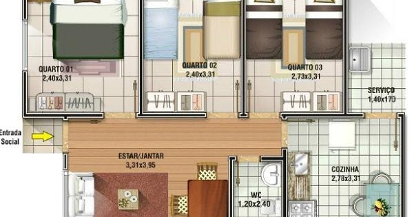 Planos de casas modelos y dise os de casas planos de - Planos de arquitectos ...
