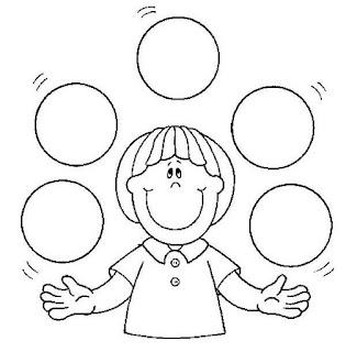 dibujos de las figuras geometricas para circulos