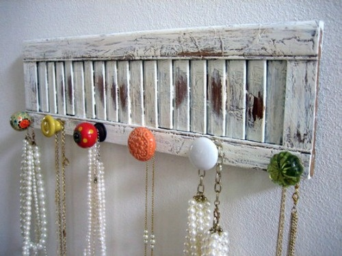 25 repurposed shutter decorating ideas - Shutter Designs Ideas