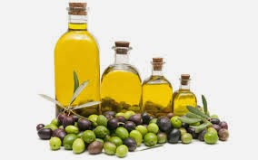 Olive oil herb that many benefits for health