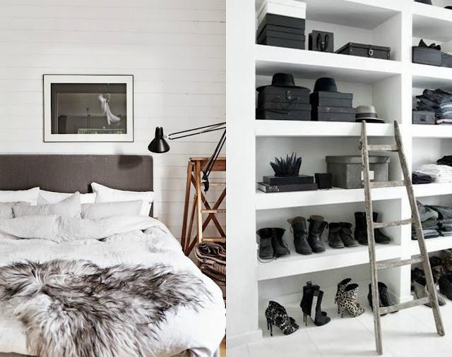 Decorative Ladder Interior Ideas