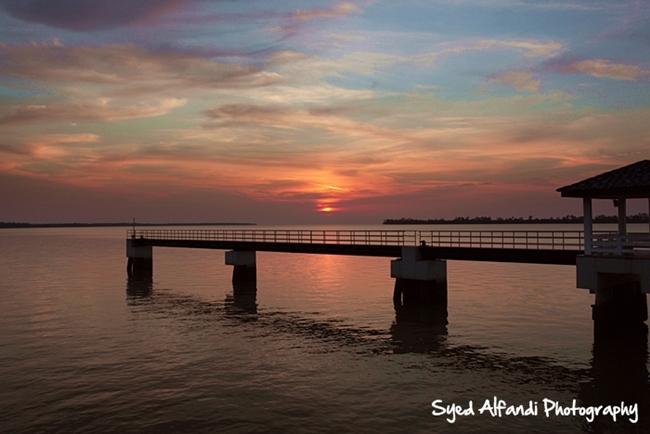 Bagan Datoh Malaysia  City pictures : Bagan Datoh Jetty, Perak, Malaysia: Into The Sun & Sunset.. | Alfandi ...