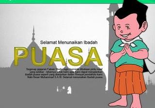DP BBM Selamat Ramadhan