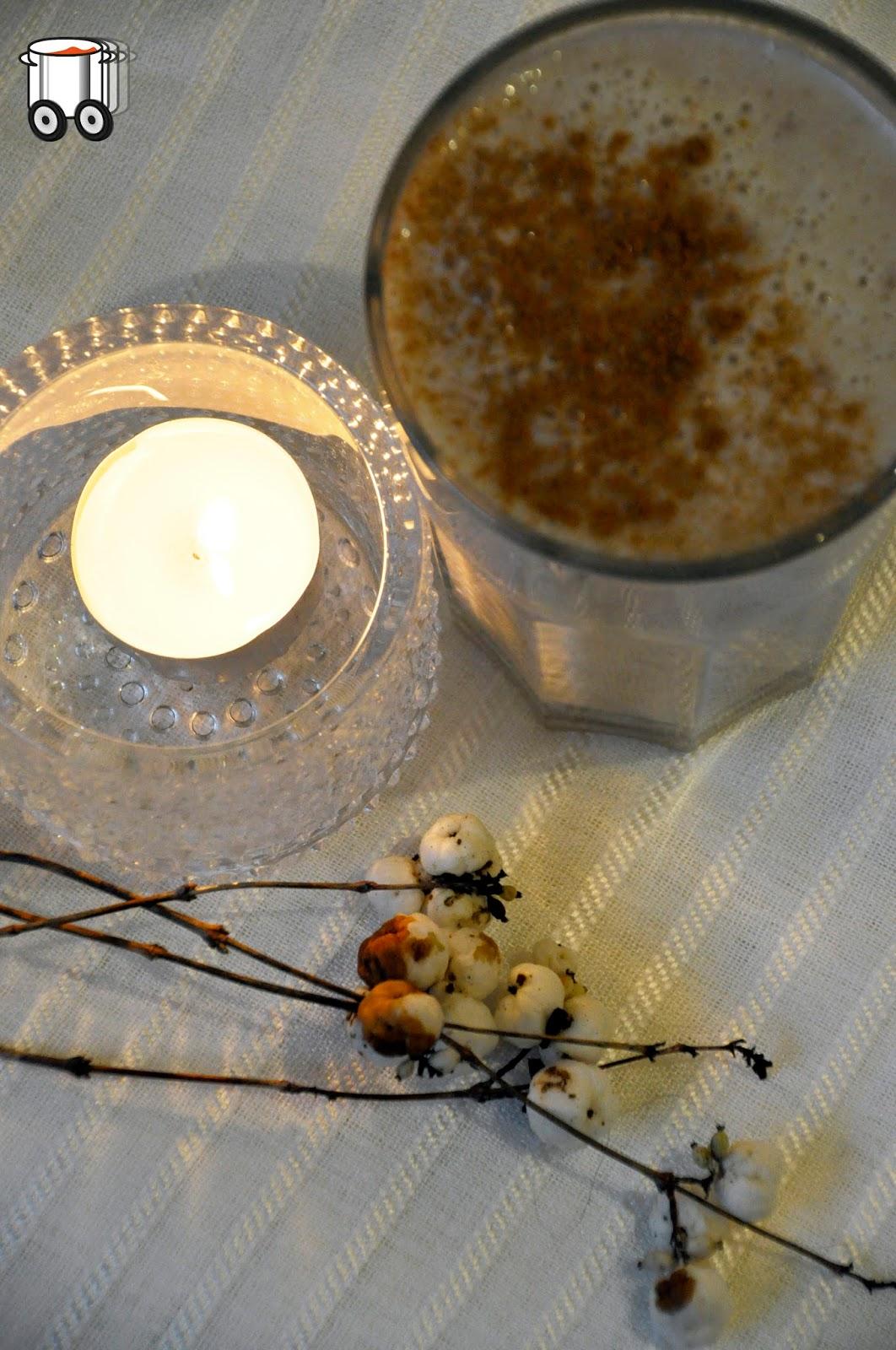 Szybko Tanio Smacznie - Świąteczny koktajl (bez laktozy, bez glutenu)