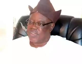 Otun Olubadan, Lekan Balogun speaks on abduction of his twins, begs kidnappers