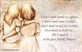 Erti Seorang Sahabat