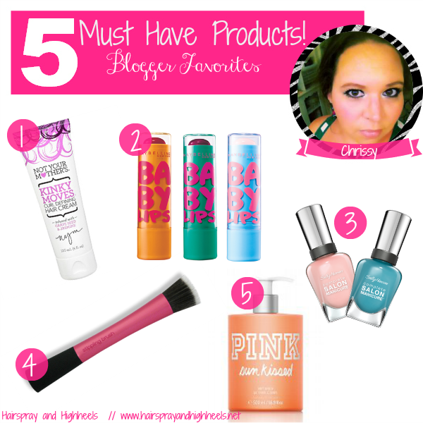 5 Must Have Products
