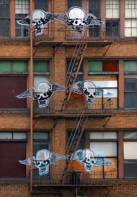 Graffiti Characters,Graffiti Characters Skulls
