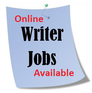 Professional writing website jobs online