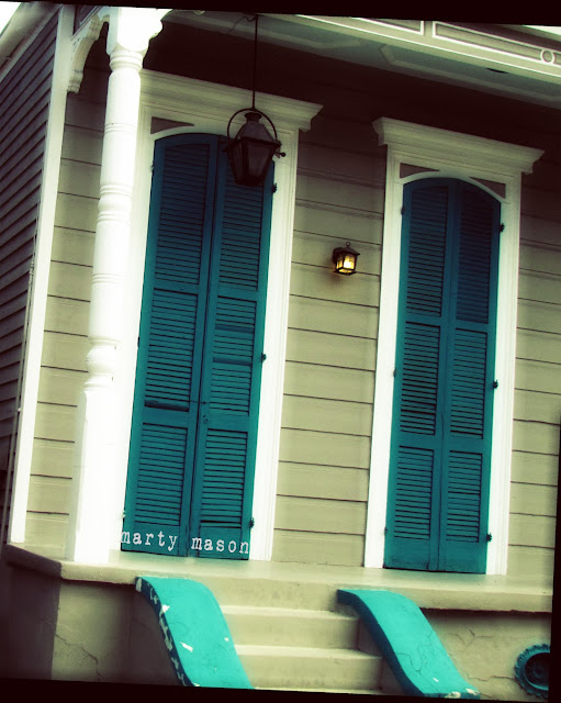 The colors of New Orleans....photography by Marty Mason