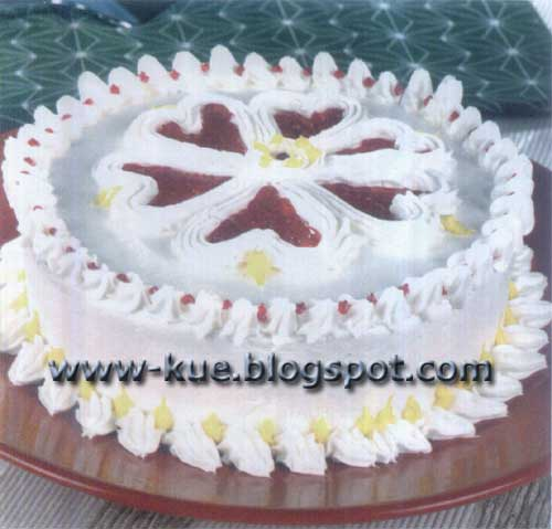 cake jelly - kue tart ulang tahun