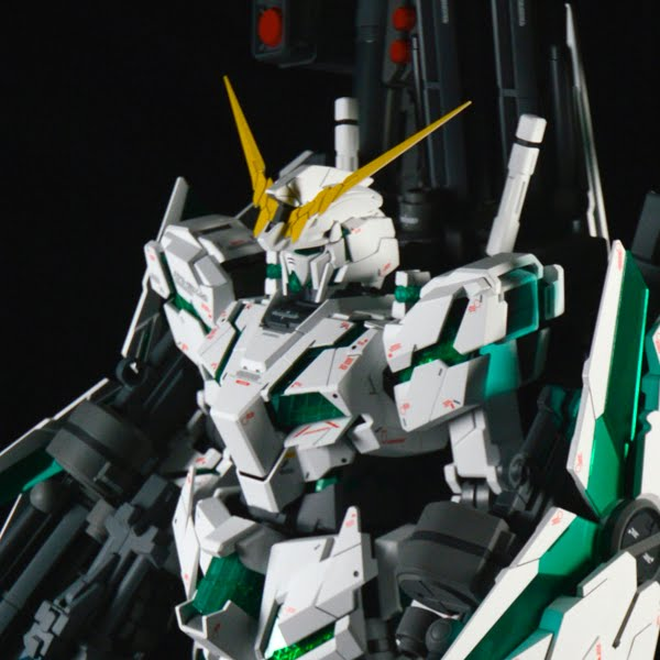 PG Unicorn Gundam Full Armor Version