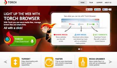 Torch Browser 2013