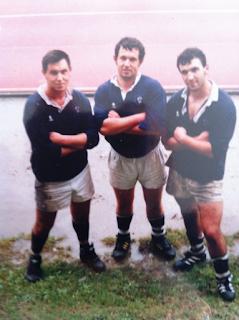 Sergio, julio y Carlos Souto en el ORC