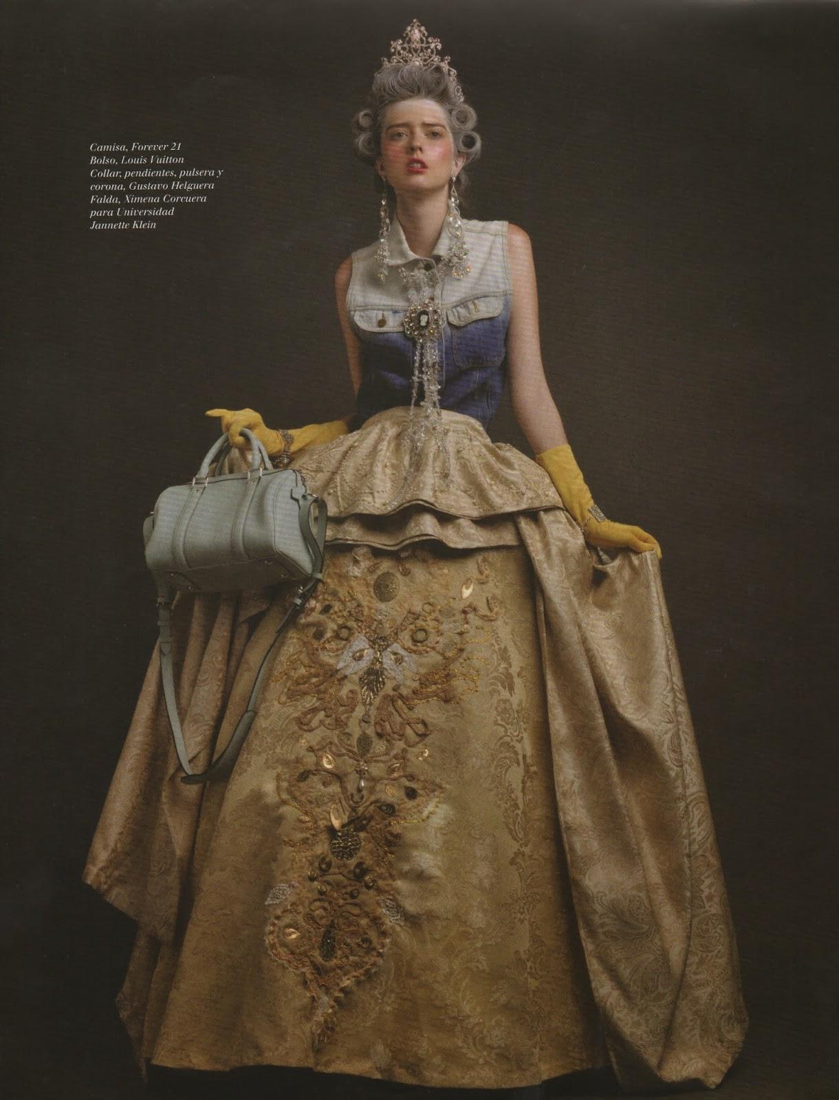 Ann Ward @ GLOW Magazine
