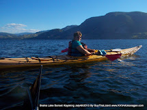 Kayakokanagan #kayaking #okanagan Skaha